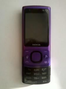 Сотовый телефон Nokia 6700s RM-576