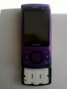 Сотовый телефон Nokia 6700s без клавиатуры