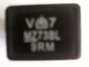Позистор MZ73BL