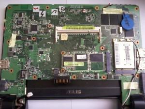 Системная плата ноутбука Asus Eee PC 900