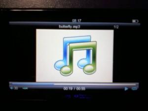 MP3 плеер на китайском аналоге PSP