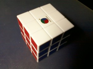 Китайский кубик-рубик с tinydeal.com