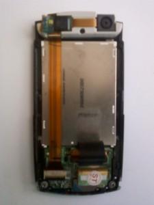 Шлейф слайдера Samsung U600