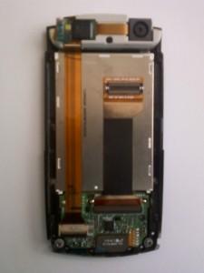 Новый установленный шлейф телефона Samsung U600