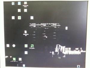 Глюки изображения видеокарты Gigabyte GV-NX85T256H