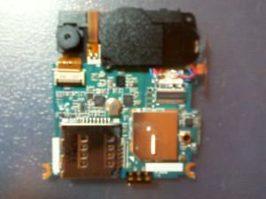 Системная плата сотового телефона Samsung GT-S5230