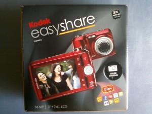 Коробка фотоаппарата Kodak EasyShare C1530