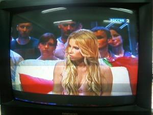 Изображение на телевизоре DAEWOO DMQ-2057M