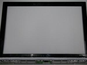 Панель с кнопками монитора ViewSonic VA1916W-2