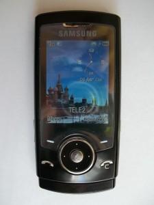 Сотовый телефон Samsung SGH-U600