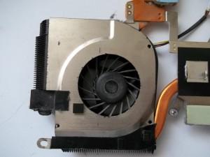 Вентилятор системы охлаждения ноутбука HP Pavilion dv6700