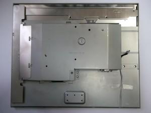Вид монитора Samsung SyncMaster 740N без задней крышки