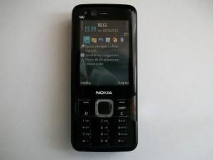 Сотовый телефон Nokia N82 в новом корпусе без русских букв