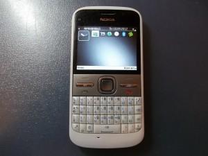 Сотовый телефон Nokia E5-00