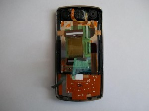 Защитная пленка шлейфа сотового телефона Samsung SGH-D800