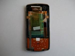 Установленный новый шлейф сотового телефона Samsung SGH-D800