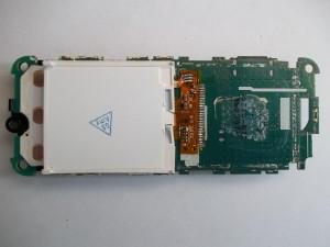 Новый дисплей на сотовом телефоне Samsung E1070