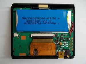 Припаиваем тачскрин к шлейфу дисплея GPS навигатора AUTONAVIGATOR 330 JJ-Connect и собираем все в корпус