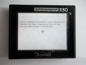 Калибровка автонавигатора AUTONAVIGATOR 330 JJ-Connect