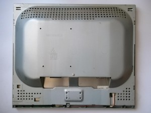 Монитор Samsung 710N без задней крышки