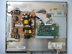 Внутренности монитора Samsung 710N