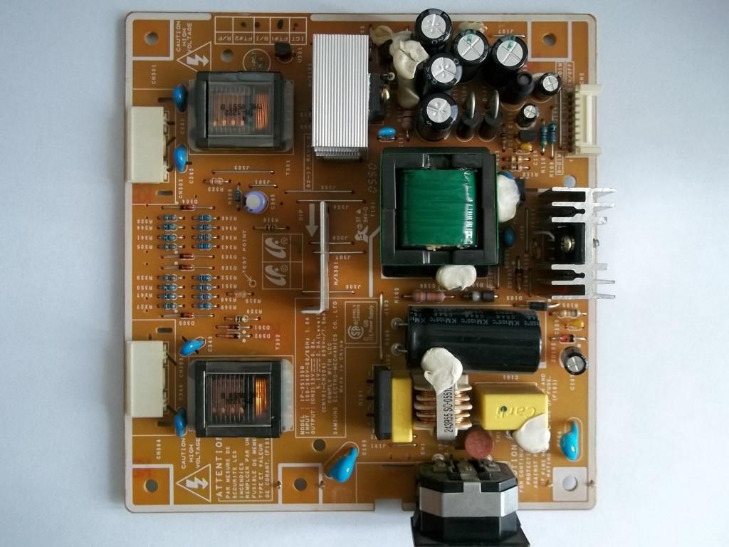 Простой ремонт TFT монитора 53