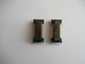 Трансформаторы подсветки (справа - новый, слева - старый)