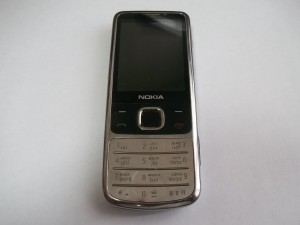 Неисправный сотовый телефон Nokia 6700c-1