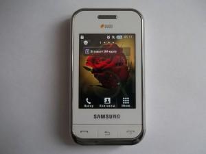 Samsung GT-E2652 с неисправным тачскрином