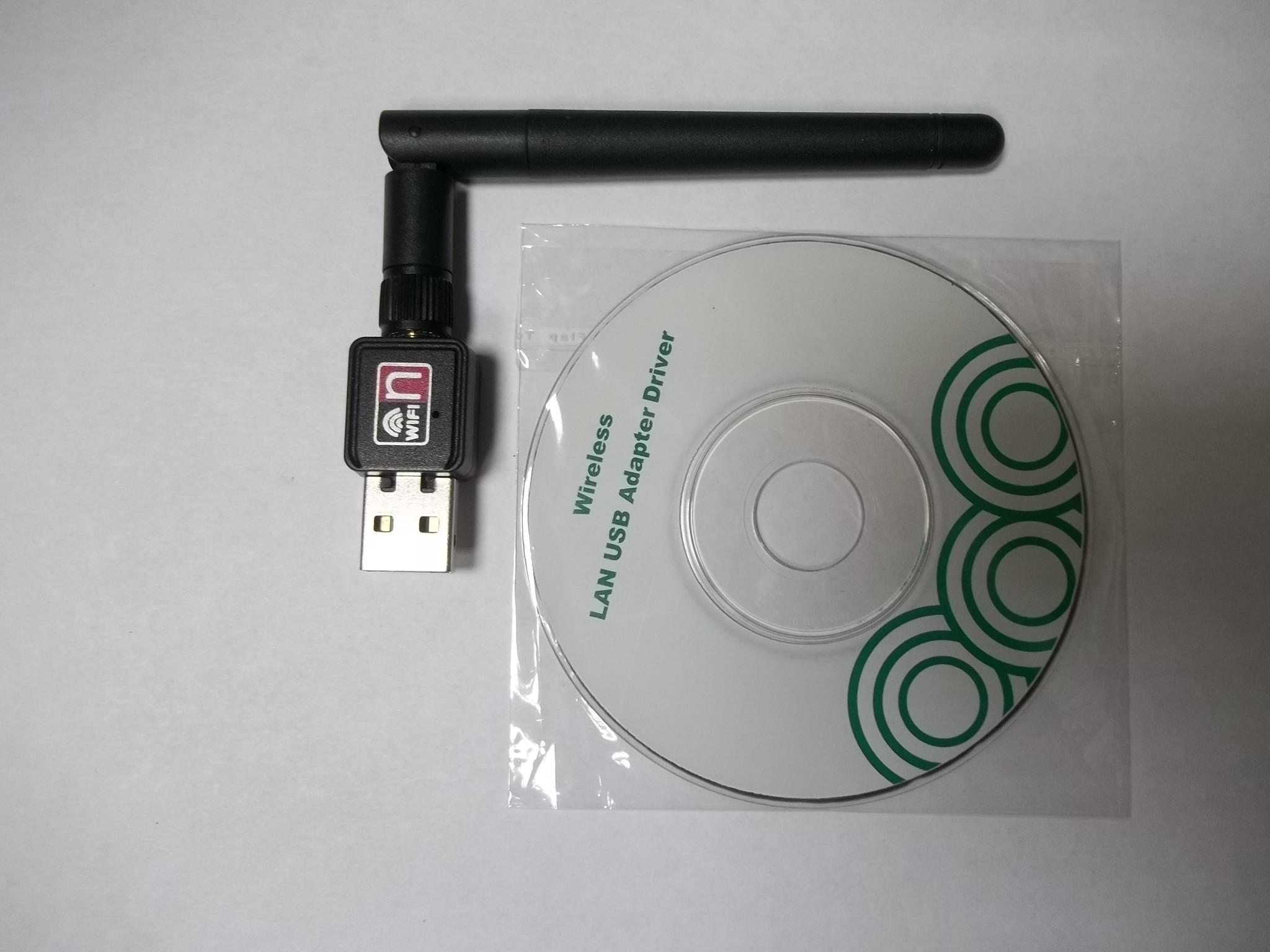 Realtek 8188eus 150mbps mini usb wifi adapter wireless network.