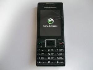 Sony Ericsson J10i2 с разбитым стеклом
