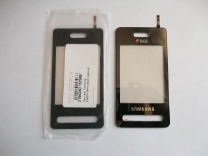 Новый и старый тачскрины Samsung D980