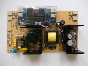 Плата GOLD-04S2625V вместо штатного инвертора