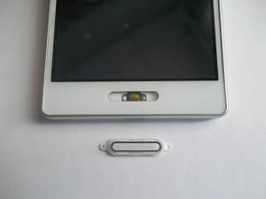 Кнопка в телефоне LG P765 Optimus L9