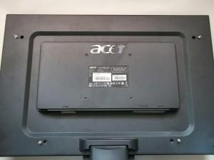 Четыре винта крышки монитора Acer AL2216W