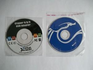 Два диска из комплекта Signal King SK-360000N