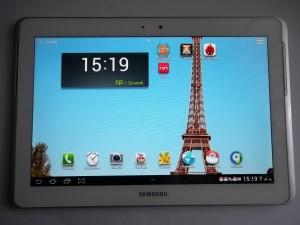 Рабочий планшет Samsung Galaxy TAB 2 (10.1) 3G