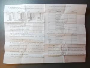 Инструкция от LPC POST карты с другой стороны