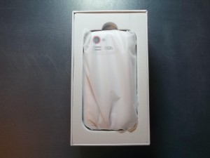 Открываем коробку сотового телефона UGOOD's A109+