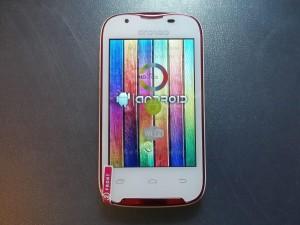 Включаем телефон UGOOD'S A109+