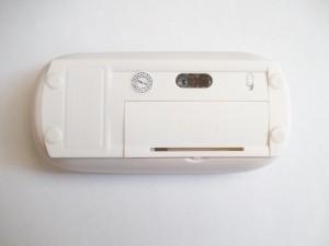 Вид снизу беспроводной мышки с aliexpress.com