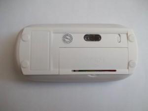 Мышка с закрытым отсеком батарей