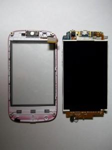 Тачскрин и сотовый телефон UGOOD's A109+
