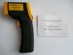 DT-380 infrared thermometer