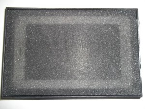 Открытая коробка с планшетом Ainol AX1 3G