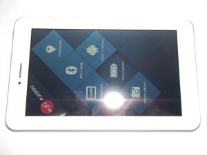 Первое включение планшета Ainol AX1 3G