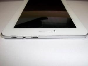 Разъемы планшета Ainol AX1 3G