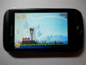 Angry Birds на сотовом телефоне Megafon Login