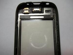 Клеим динамик на Nokia 202