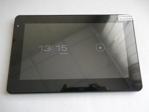 Экран блокировки планшета Onda V701